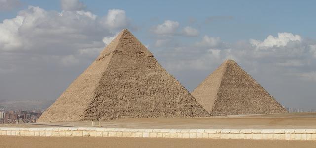 Classic Pyramids