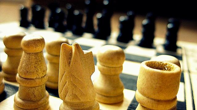 chessboard chess